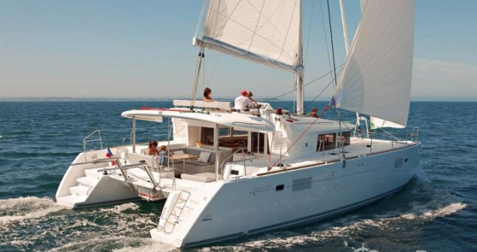 Location Catamaran à Trogir - Lagoon Lagoon 450 F