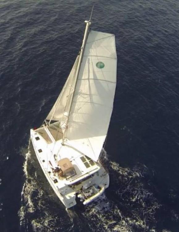 Boat rental Trogir cheap Lagoon 400 S2