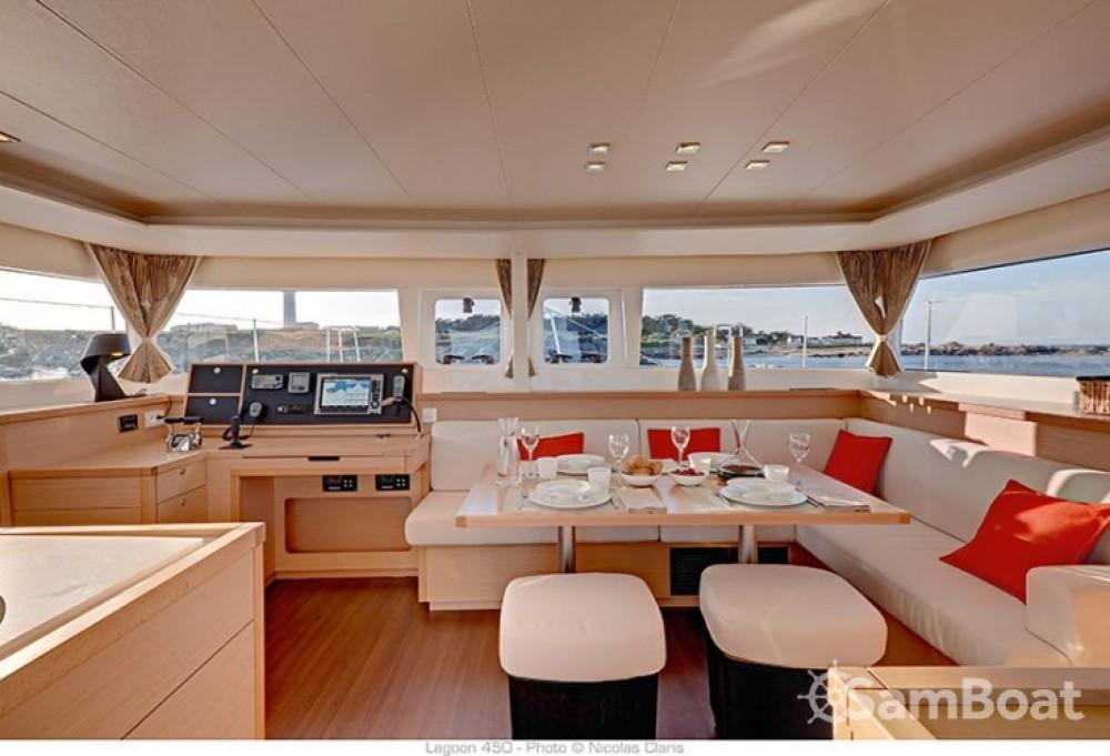 Rental yacht Trogir - Lagoon Lagoon 450 on SamBoat