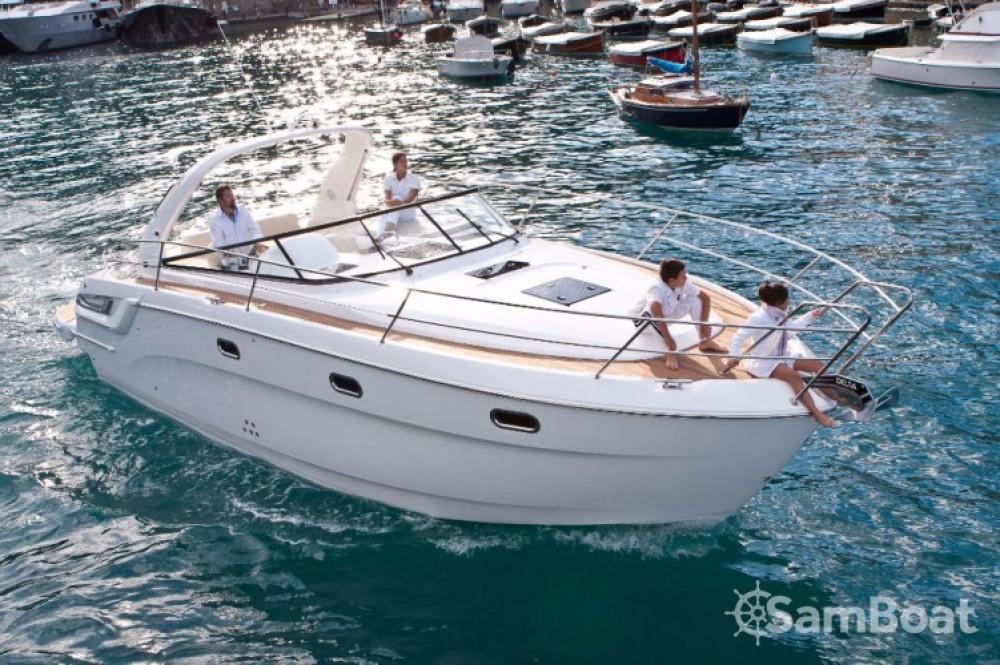 Rental Motor boat in Terranoa/Olbia - Bavaria Sport 34