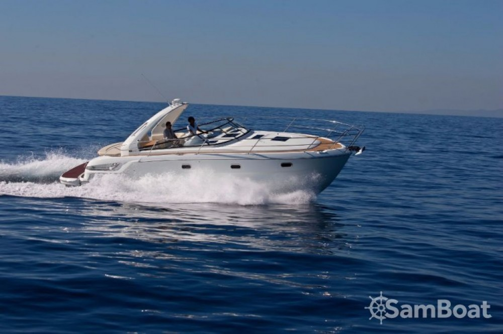 Boat rental Terranoa/Olbia cheap Sport 34
