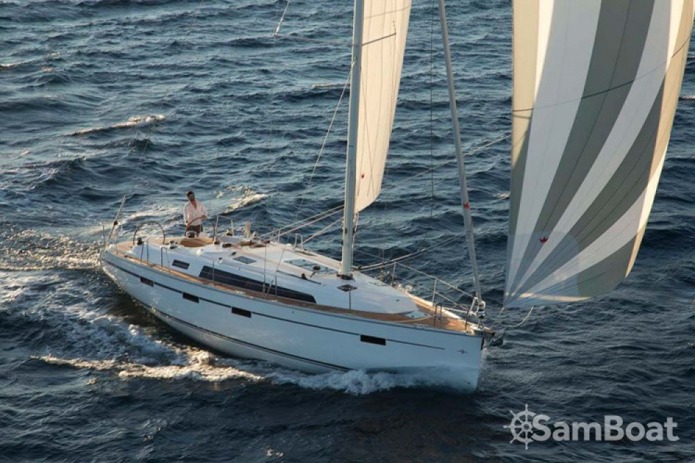 Rental yacht Porto di Castellammare di Stabia - Bavaria Cruiser 41 on SamBoat