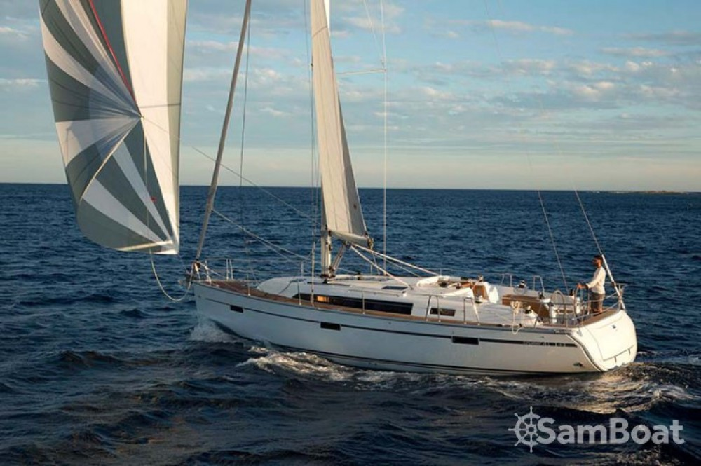 Sailboat for rent Porto di Castellammare di Stabia at the best price