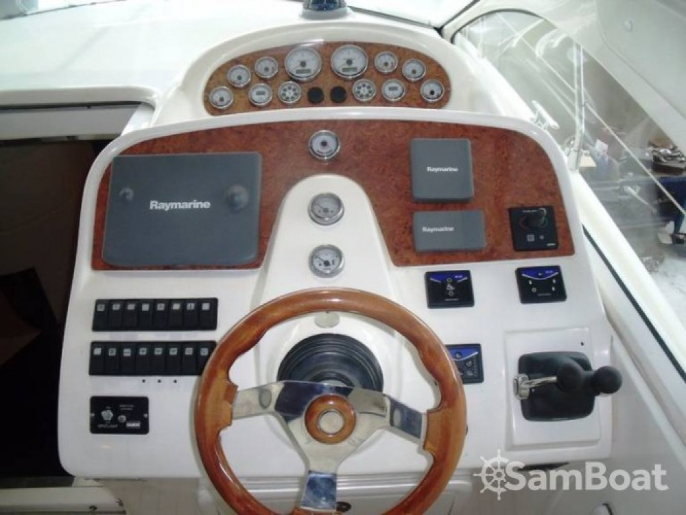 Hire Motor boat with or without skipper Moa-Tecnica Lavagna