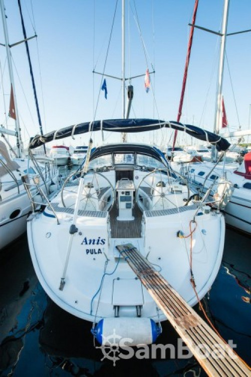 Hire Sailboat with or without skipper Bavaria Marina Kornati