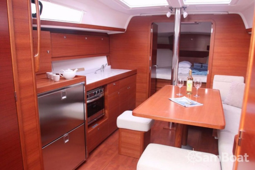 Rental yacht Marina Kornati - Dufour Dufour 382 Grand Large on SamBoat
