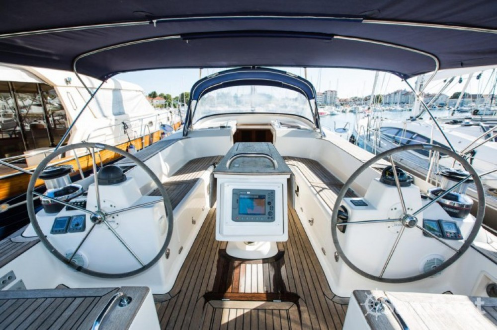Boat rental Elan Elan 514 Impression - 4 + 1 cab. in Marina Kornati on Samboat