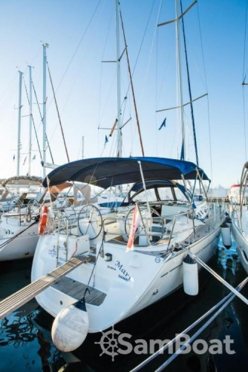 Rental yacht Marina Kornati - Jeanneau Sun Odyssey 43 on SamBoat