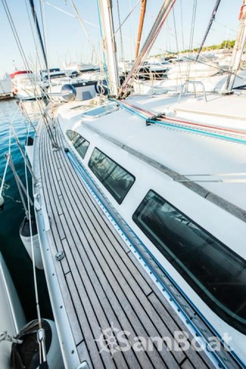 Boat rental Jeanneau Sun Odyssey 43 in Marina Kornati on Samboat