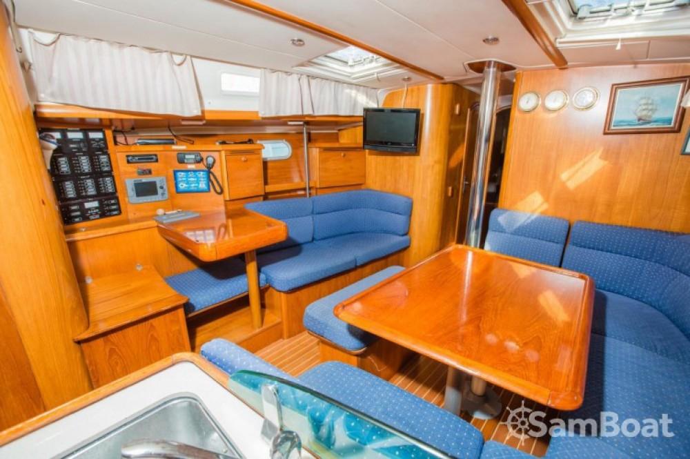 Boat rental Marina Kornati cheap Sun Odyssey 43