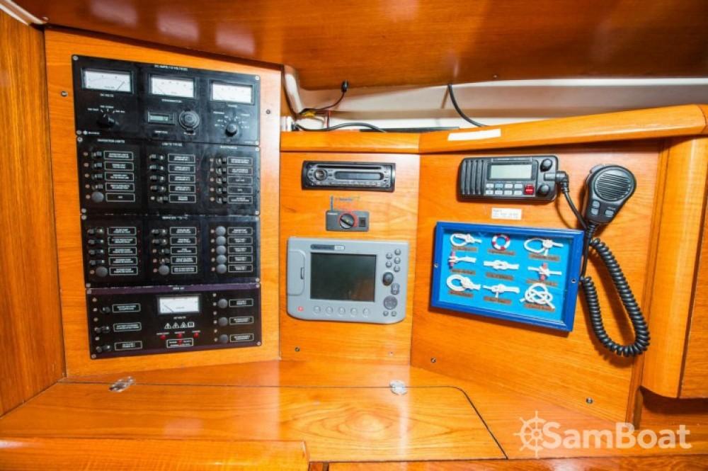 Rent a Jeanneau Sun Odyssey 43 Marina Kornati