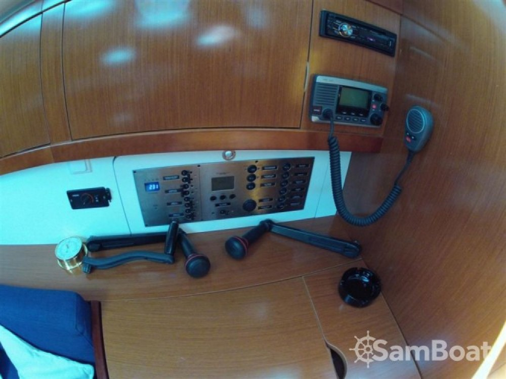 Rental yacht Marina Kornati - Bénéteau Oceanis 46 on SamBoat