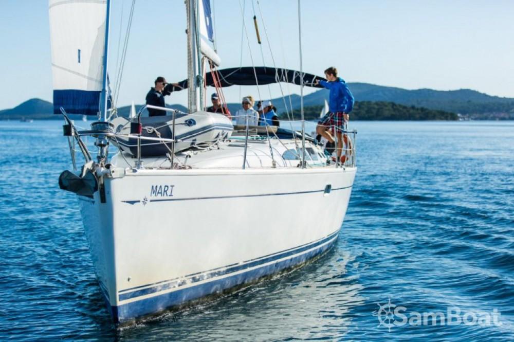 Rental Sailboat in Marina Kornati - Jeanneau Sun Odyssey 43