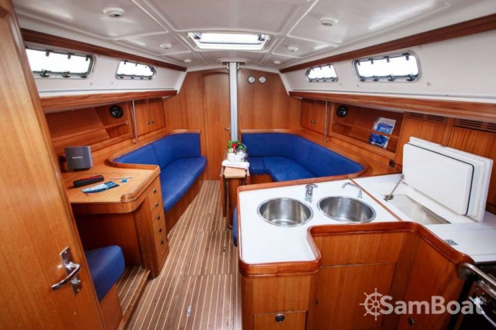 Boat rental Sukošan cheap Elan 40