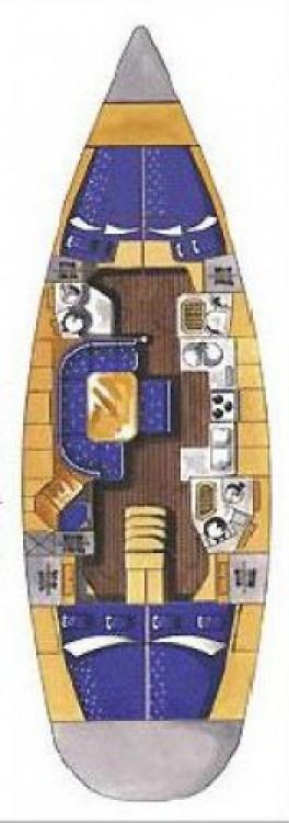 Hire Sailboat with or without skipper Elan Sukošan