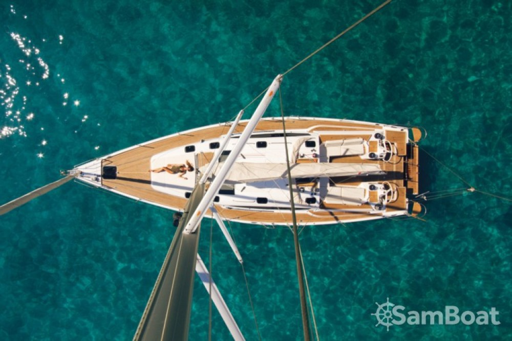 Hire Sailboat with or without skipper Elan Sukošan