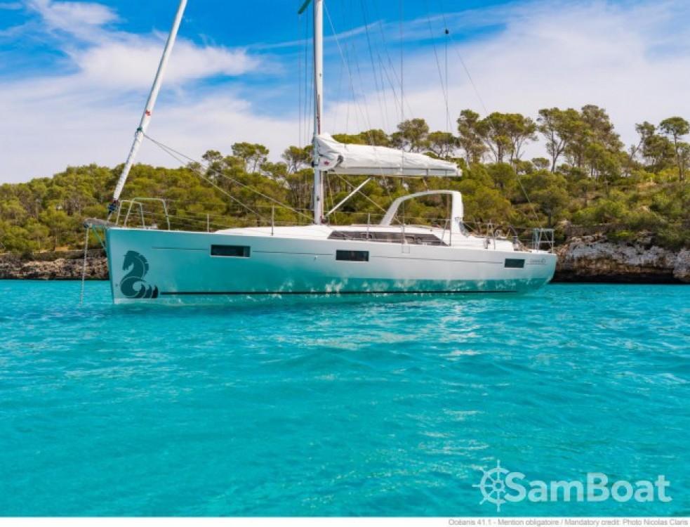 Boat rental Bénéteau Oceanis 41.1 in Sukošan on Samboat