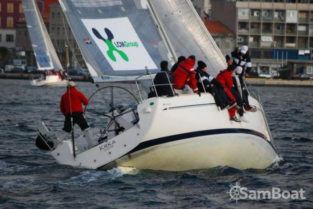 Rental yacht Marina Kaštela - Elan Elan 410 on SamBoat