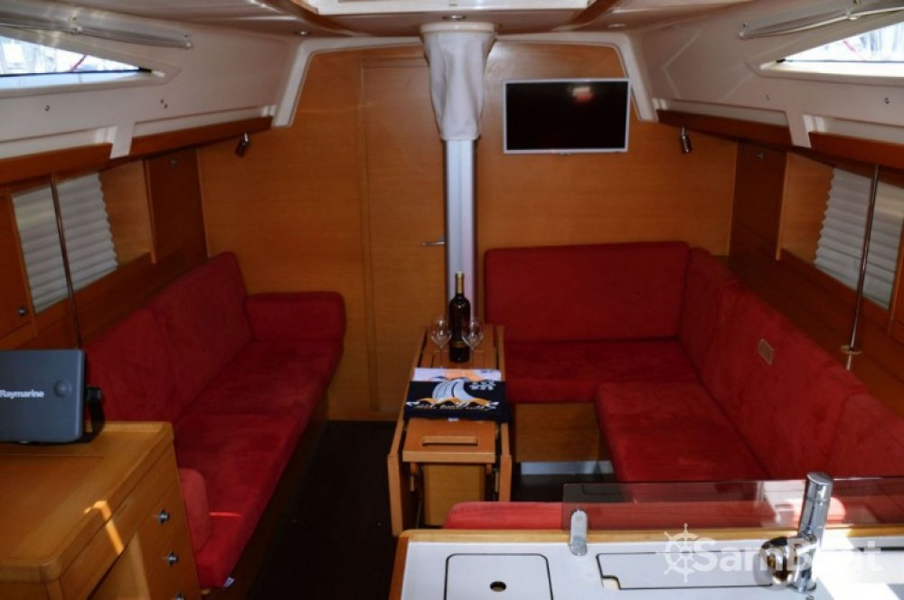Boat rental Marina Kaštela cheap Elan 410