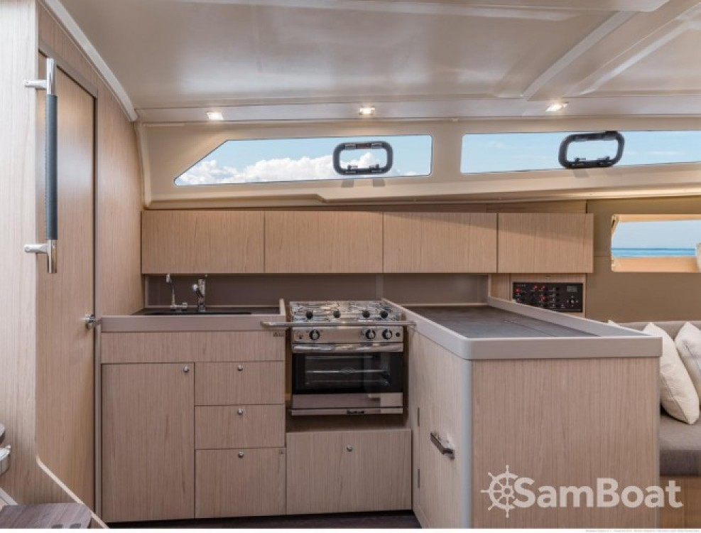 Boat rental Sukošan cheap Oceanis 41.1
