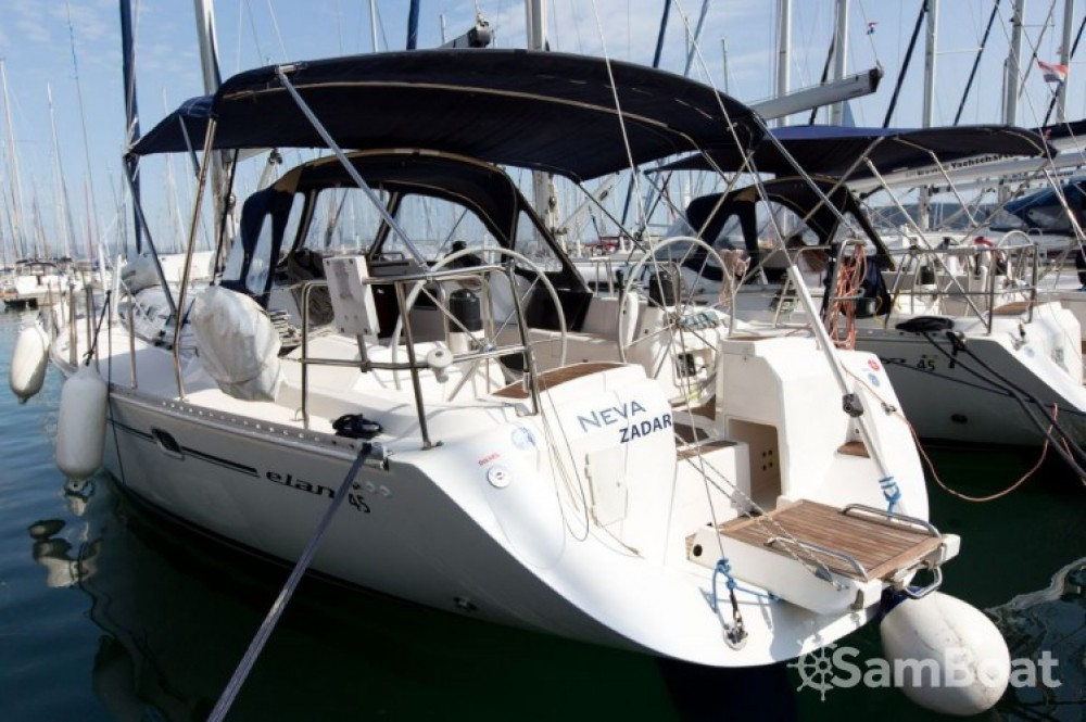 Hire Sailboat with or without skipper Elan Marina Kornati
