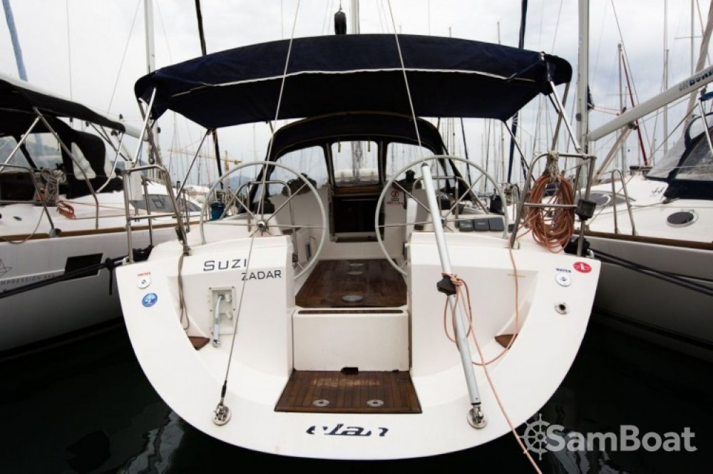 Boat rental Marina Kornati cheap Elan 45