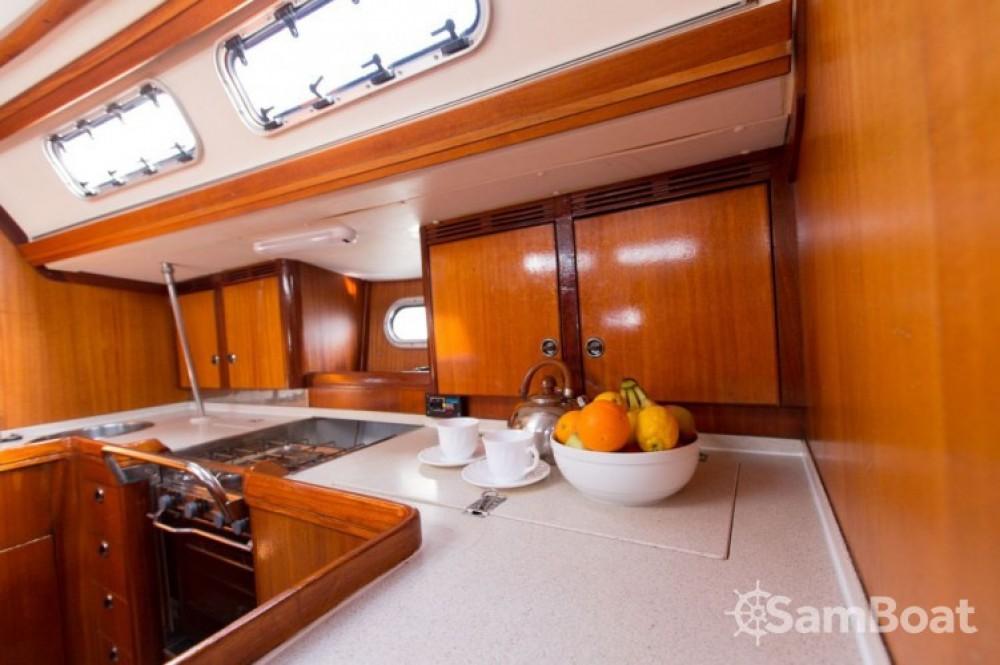 Boat rental Sukošan cheap Elan 45