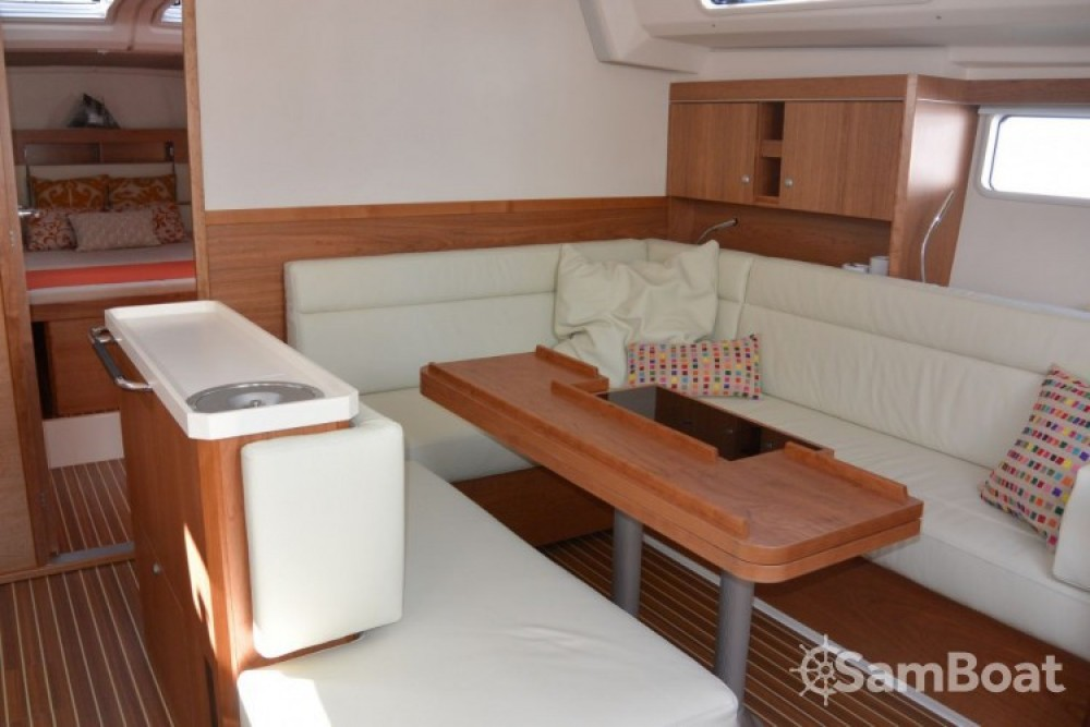 Boat rental Marina Kaštela cheap Hanse 505