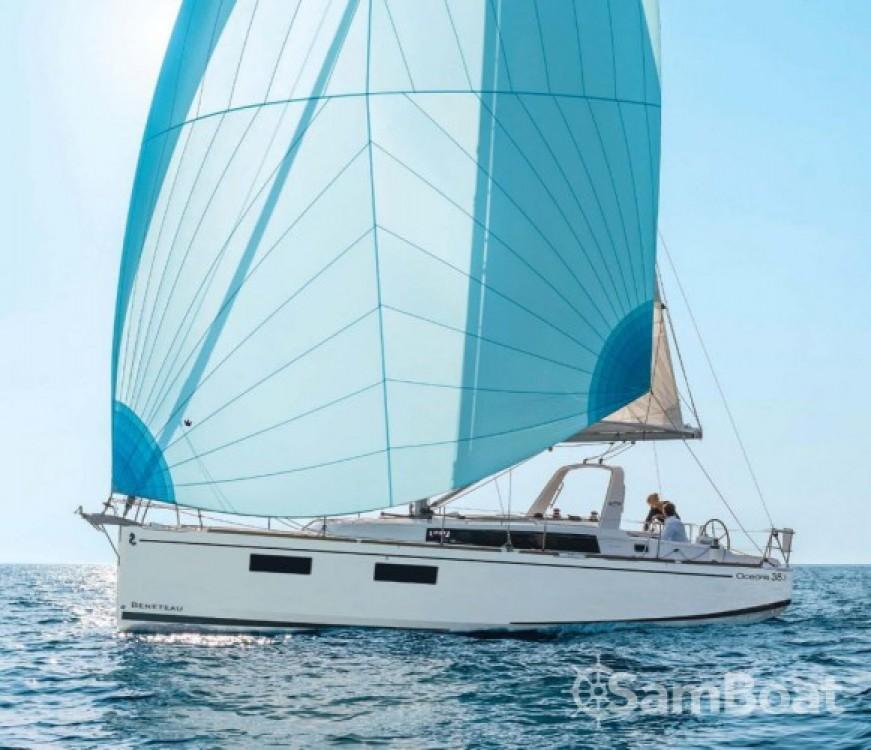 Rental yacht Marina Kaštela - Bénéteau Oceanis 38.1 on SamBoat