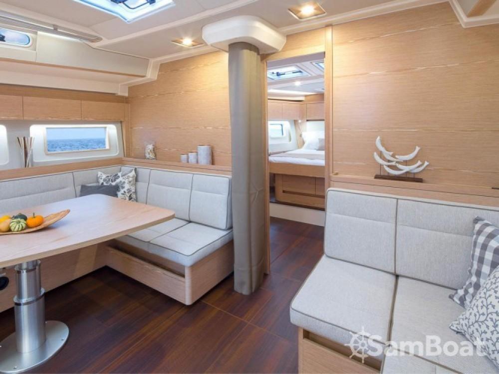 Rental yacht Marina Kaštela - Hanse Hanse 588 on SamBoat