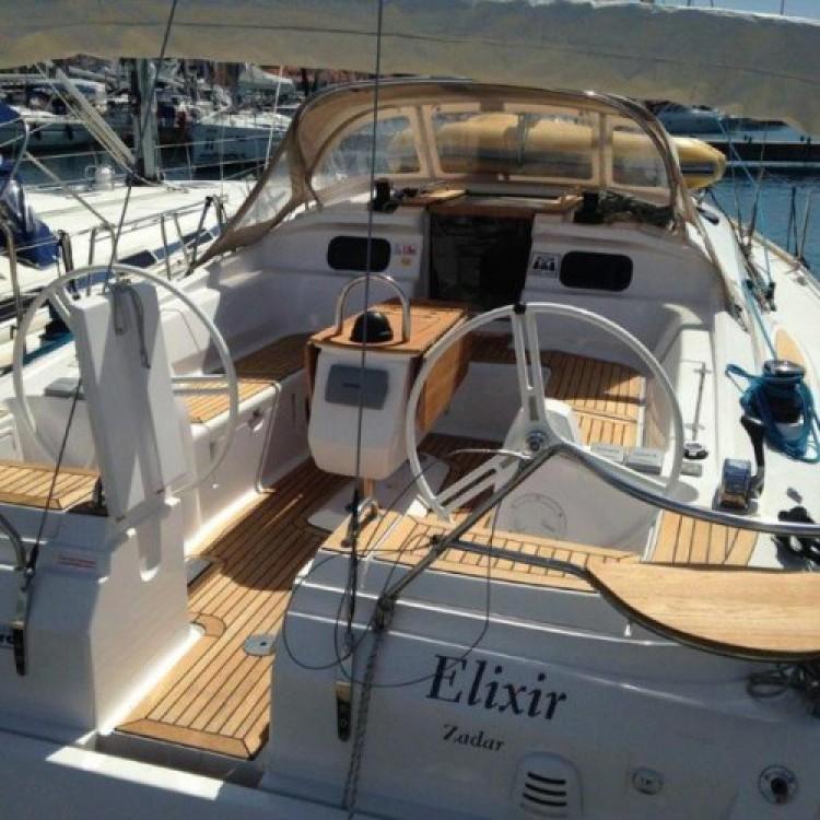 Rental Sailboat in Marina Kornati - Elan Elan 444 Impression