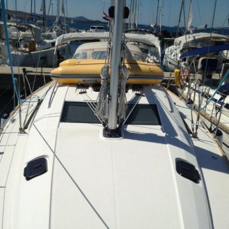 Rent a Elan Elan 444 Impression Marina Kornati