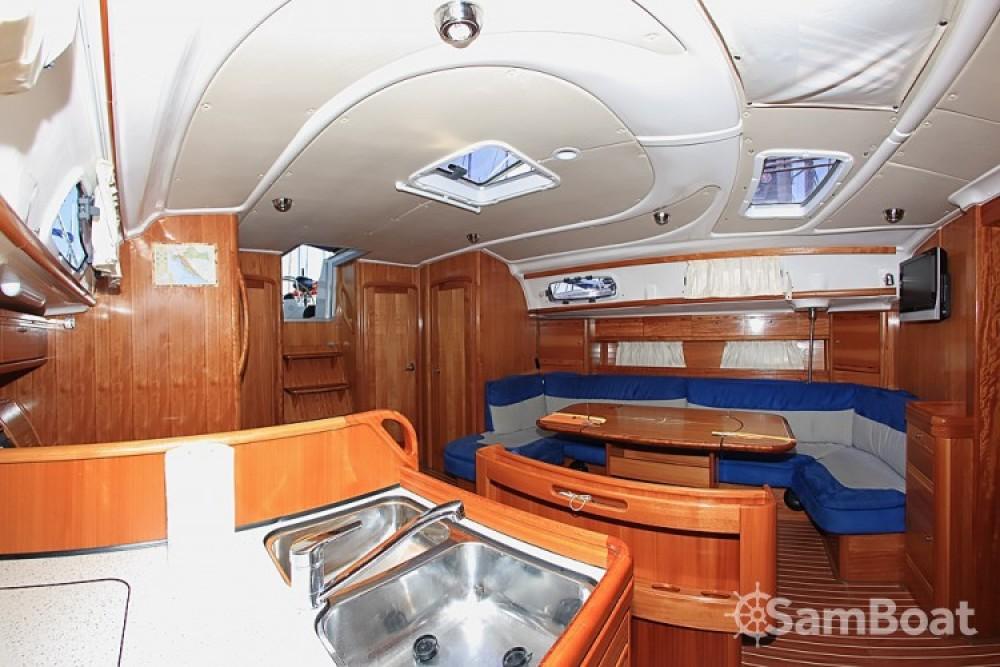 Bavaria Cruiser 50 between personal and professional Marina Kornati