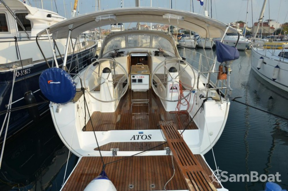 Rental Sailboat in Marina Kornati - Bavaria R40