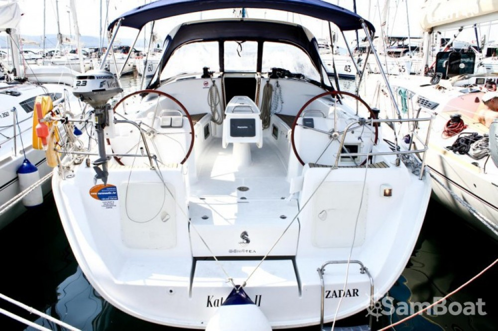 Boat rental Marina Kornati cheap Cyclades 43