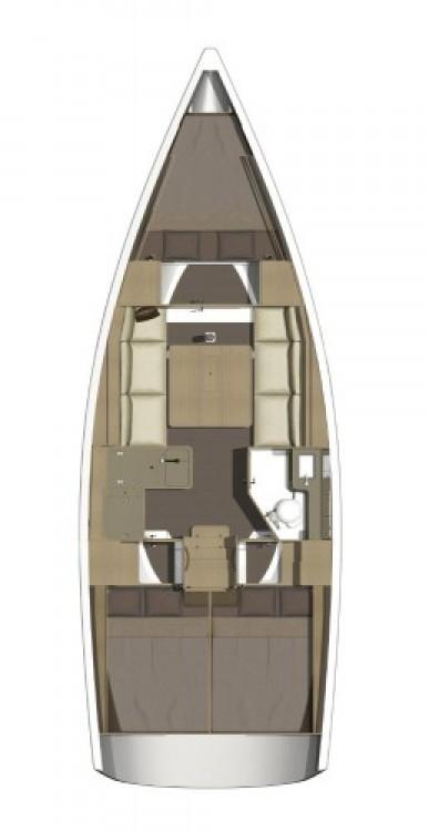 Boat rental Marina Kornati cheap Dufour 350 Grand Large