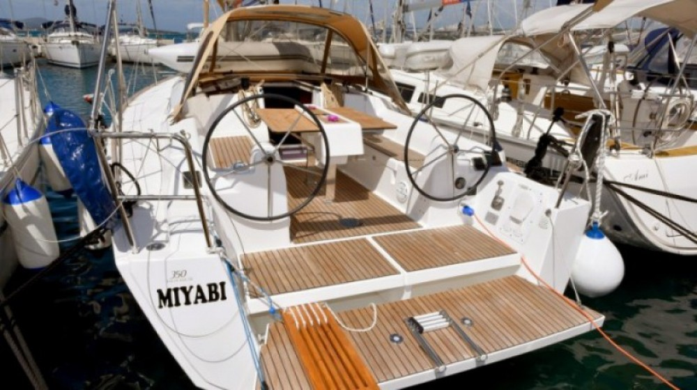 Rent a Dufour Dufour 350 Grand Large Marina Kornati