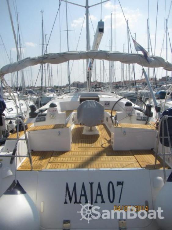 Boat rental Marina Kornati cheap Elan 514 Impression - 4 + 1 cab.