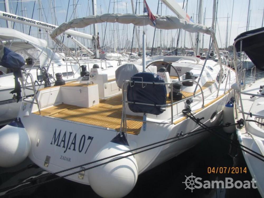 Rental yacht Marina Kornati - Elan Elan 514 Impression - 4 + 1 cab. on SamBoat