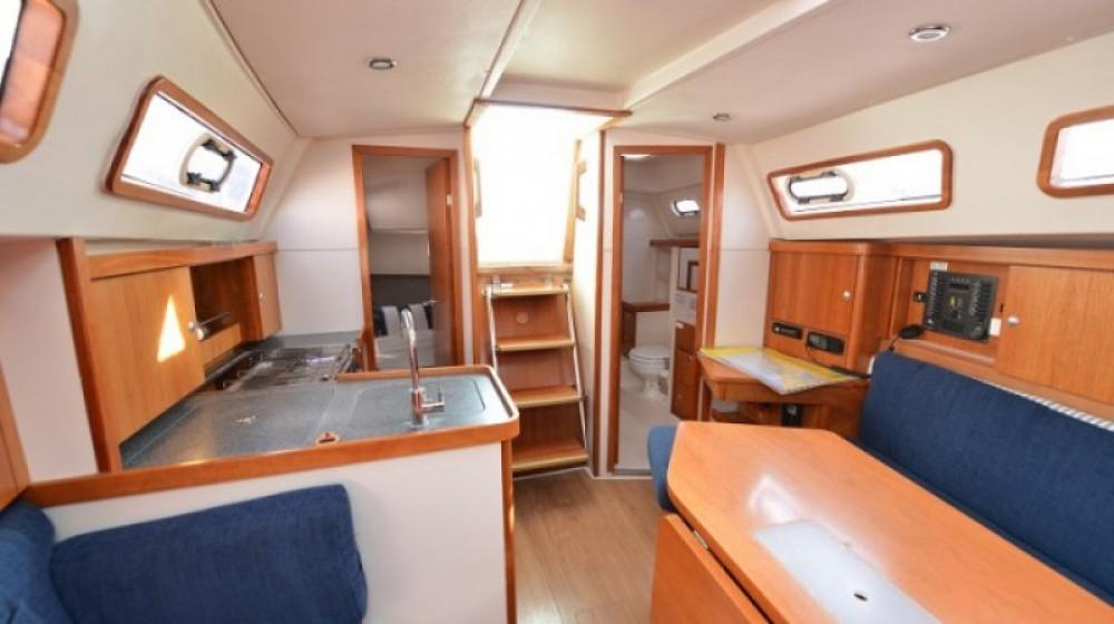 Boat rental Marina Kornati cheap Hanse 320