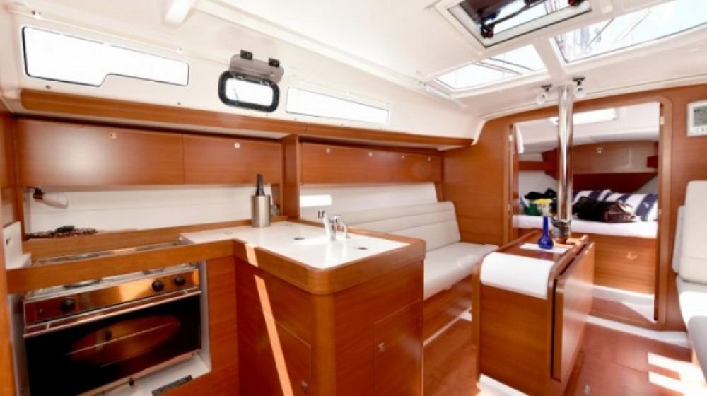 Rental yacht Marina Kornati - Dufour Dufour 350 Grand Large on SamBoat