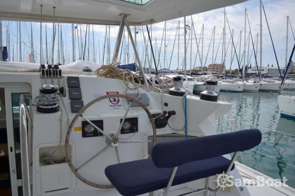 Boat rental Sukošan cheap Lagoon 420
