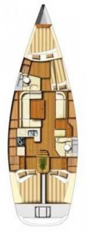 Alquiler de yate Izola / Isola - Dufour Dufour 44 en SamBoat