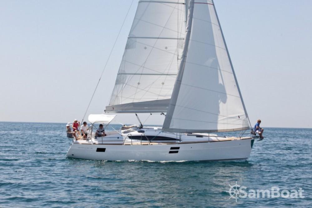 Location yacht à Izola / Isola - Elan Elan Impression 40 sur SamBoat