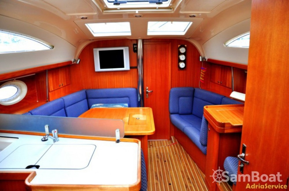 Sailboat for rent Izola / Isola at the best price