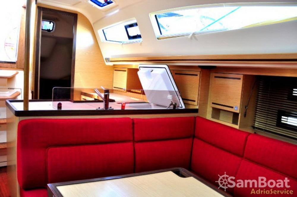 Location yacht à Izola / Isola - Elan Elan 394 Impression sur SamBoat