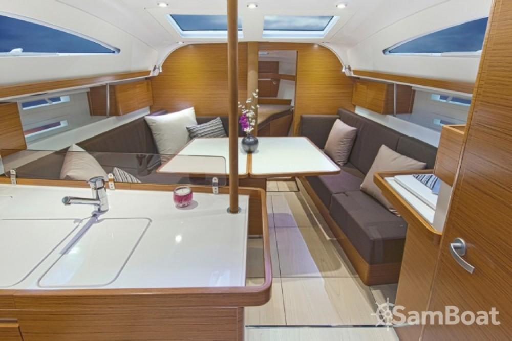 Location bateau Izola / Isola pas cher Elan Impression 40
