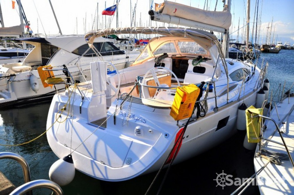 Alquiler Velero en Izola / Isola - Elan Elan 444 Impression