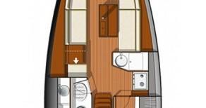 Louez un Jeanneau Sun Odyssey 33i à Izola / Isola
