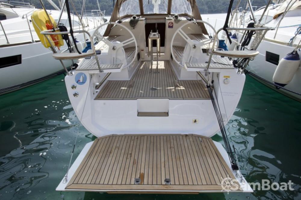 Louer Voilier avec ou sans skipper Elan à Marina - Mali Lošinj